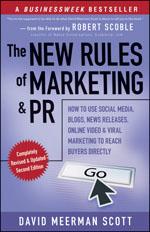 David Meerman Scott - The New Rules of Marketing and PR