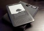 Amazon Kindle 3 with the Jack Spade Sleeve | johncatral