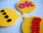 Yellow Speech Bubbles | StreetFly JZ